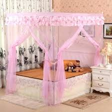 girls canopy bedroom sets. Toddler Canopy Bedroom Sets Bed Girls Curtains Bedding Home Improvement