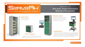 Pharmaceutical Storage Cabinets Rxinsider Medication Cabinets For Decentralized Nurse Stations Adc