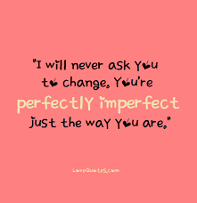 Imperfect Love Quotes Classy Imperfect Love Quotes Endearing Perfectly Imperfect Lovequotes