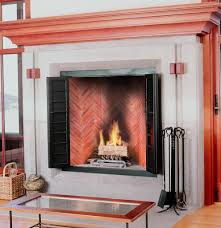 fireplace firebox design herringbone fireboxes