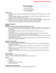 Resume Objective For Registered Nurse Pharmacy Technician Resume Objective Job And Template Lpn Examples 22