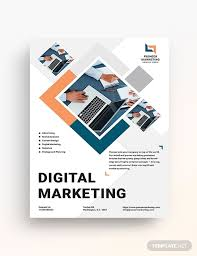 Marketing Flyers Templates 23 Digital Marketing Flyer Examples Templates Design