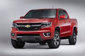 Newest Pickup Trucks: A Look at the 2015 Chevy Colorado ...