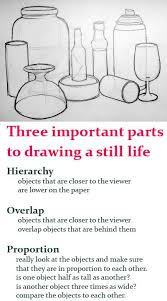 hop in drawing a still life lesson plan for bottle drawings elementary art education how to draw still lifes