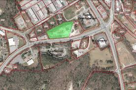 3 16 acres of commercial land offered at 2 250 000 in arden nc