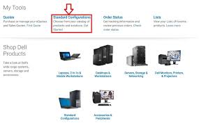Dell Quote To Order Simple Order A PC Computing For Arts Sciences