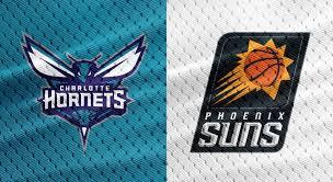 【NBA直播】2020.1.13 09:00-黃蜂 VS 太陽 Charlotte Hornets VS Phoenix Suns Links
