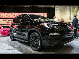 2018 honda pilot. brilliant honda honda pilot 20182017 washington dc car show 2017 and 2018 honda pilot
