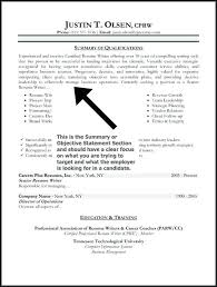 Resume Opening Statement Beauteous Resume Objective Summary Examples Trend Resume Opening Statement