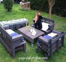 outside furniture made from pallets. Garden Bar Made From Pallets Impressive Patio Furniture Out Of . Outside
