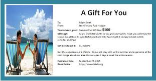 gift voucher template for word 1