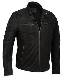 black rivet leather