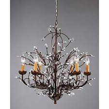 home and furniture fabulous bronze and crystal chandelier on regina olive 19 wide com