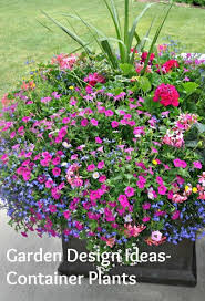 Small Picture Beautiful Container Gardening Plans A In Decorating