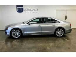 2015 Audi A8 for Sale | ClassicCars.com | CC-1058824