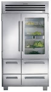 Modern Sub Zero Refrigerator For Your Kitchen Design