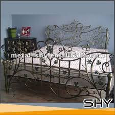 Antique Wrought Iron Cast Iron Bed Furniture For Sale Buy