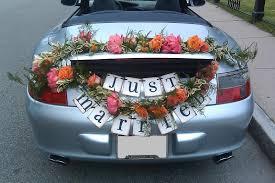 Wedding Car Decorate Wedding Car Decoration In Delhi Ncr Flower Car Decorations For