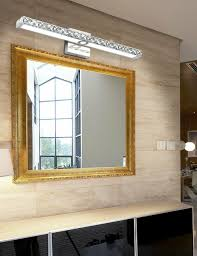 Solfart Led Vanity Light Solfart Led Vanity Lights Over Mirror 25 4 Inch 24w Crystal