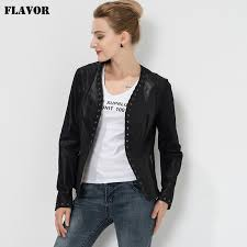 2019 women s pigskin real leather jacket genuine motorcycle leather jacket women biker jackets slim plus size from garters 192 37 dhgate com