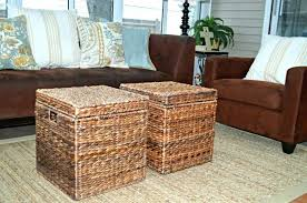 seagrass coffee table rankhero co pertaining to trunk gallery 6
