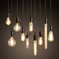 edison bulb pendant vintage bulb pendant lamp bulb chandeliers pendant ceiling lamp single lighting lamp for edison bulb pendant