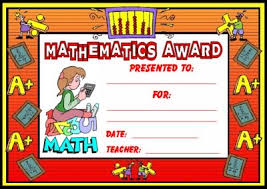 achievement awards for elementary students math teaching resources lesson plans and fun activities for