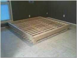diy king platform bed frame. Diy King Platform Bed Plans Frame