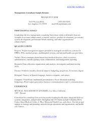 Cover Letter For Management Consulting Job Paulkmaloney Com