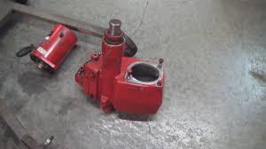 western snow plow head or pump rebuild
