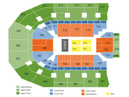 Jpj Seating Chart 76 True Map Of Jpj Arena