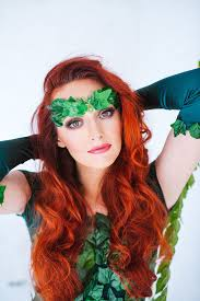 poison ivy makeup yes please this kind of stuff is so much fun poison ivy makeup hair