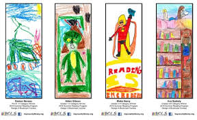 Bay County Library System Children Bookmark Contest