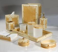 Decorative Accessories For Bathrooms Bathroom decorative accessories luxury gold bathroom accessories 23
