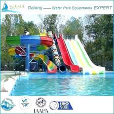 cool swimming pools with slides. Wonderful With Pool Slide Used Swimming Slides For Sale  Pools   In Cool Swimming Pools With Slides E