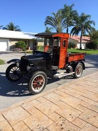 1922 Ford Pickup Truck 100 Miles 4 Cylinder RWD Manual for sale in ...
