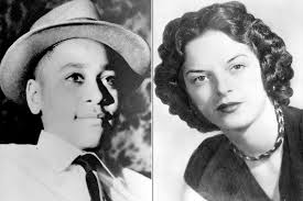 emmett till s accuser carolyn bryant says part of her story is  from left emmett till and carolyn bryant donham
