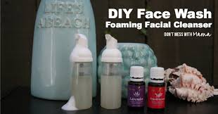 foaming cleanser thecrunchymoose com