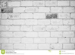 Bakstenen Muur Witte Kleur Behang Of Achtergrond Met Plaats Voor
