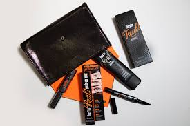 ing soon benefit they re real push up liner makeup remover beauty blitz