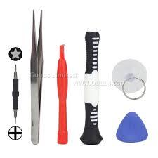 iphone repair kit. 6 in 1 professional screwdriver pry opener repair tools kit for iphone 5 iphone