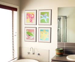 Art for bathroom Small Bathroom Bathroom Art Colorfull Simpleandsweets Homes Bathroom Art Images Inspiration Of Bathroom Art