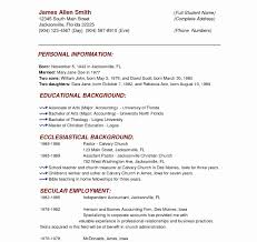 Complete Resume Format Resume Template Ideas