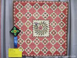 Heirlooms by Ashton House: A VISIT TO THE AMERICAN QUILTER'S ... & Yesterday the hubby took the day off to take me to the big AQS (American  Quilter's Society) Quilt Show here in Des Moines. Adamdwight.com