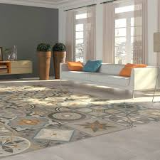 Schönheit Schöne Dekoration Fliesen Mediterran Wohnzimmer