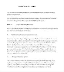 Download Proposal Template Business Project Printable Ngo Sample ...