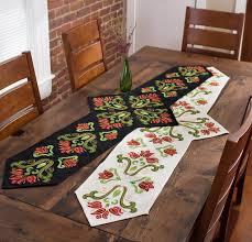 Anna's Dutch Garden Table Runner Kit | Applique patterns, Quilt ... & Anna's Dutch Garden Table Runner Kit Adamdwight.com