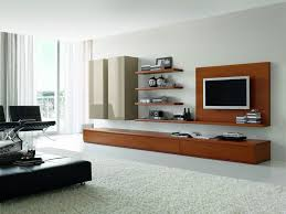 Tv Units Design In Living Room Living Room Bedroom Wooden Tv Wall Units With Centered Room And