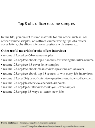 Resume 123 Org Free 64 Resume Samples top224ohsofficerresumesamples224lva224app62249224thumbnail24jpgcb=2242432242245224796 1