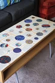 diy coffee table decorations
